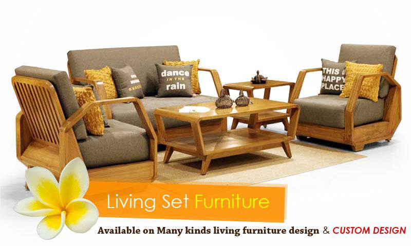 Indonesia Living Furniture